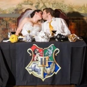 Harry Potter - Casamento Temático