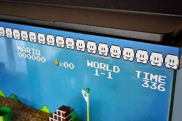 Aquário Super Mario