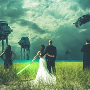 Star Wars - Casamentos Temáticos