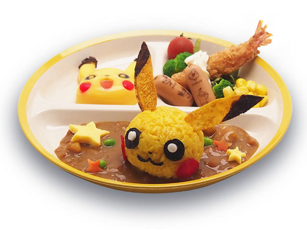 Pokémon - Café Pikachu
