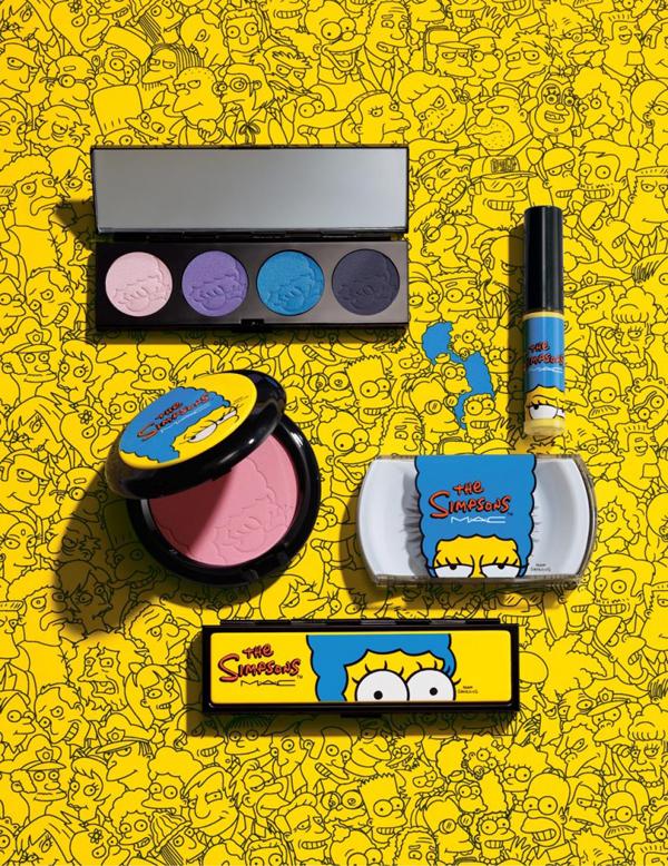 Maquiagem MAC Marge Simpsons