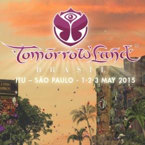 Tomorrowland 2015 é confirmado em São Paulo