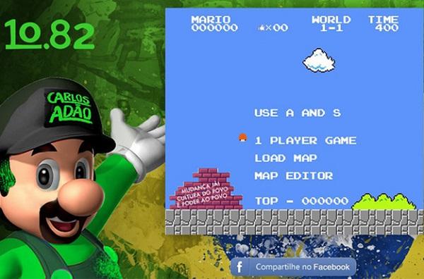 Candidato Mario Bros.