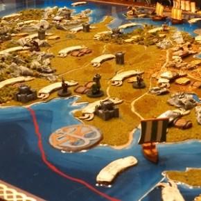 Game of Thrones - Versão 3D do Jogo de Tabuleiro