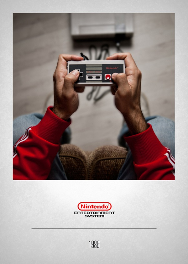 Controllers a história dos controles e vídeo games