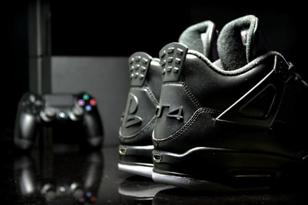 Tênis Air Jordan PS4
