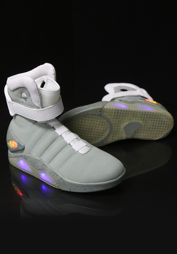 Tênis de Marty McFly - De Volta para o Futuro II