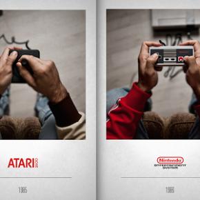 Controllers - A evolução dos controles de videogame