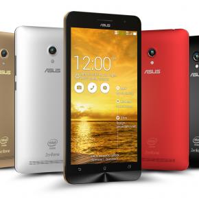 ASUS Zenfone 5 chega ao Brasil e chama o iPhone 6 para a briga!