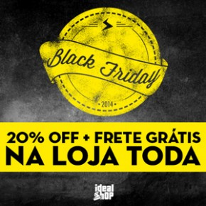 Black Friday - Idealshop