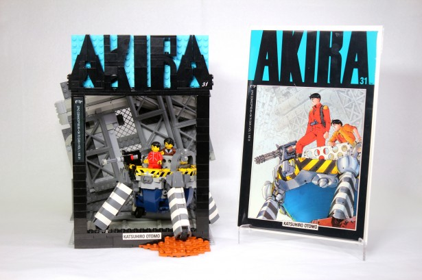 Akira LEGO