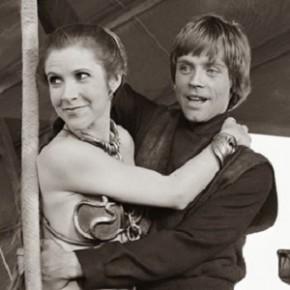 Star Wars: O Retorno do Jedi - Fotos dos Bastidores