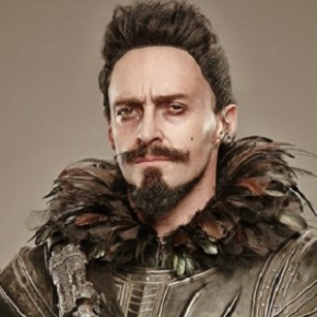 Pan - Hugh Jackman como Barba Negra