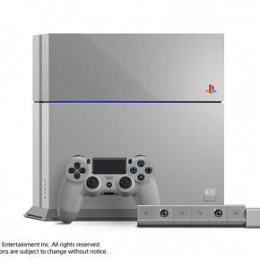 Sony lança edição comemorativa de 20 anos do PlayStation