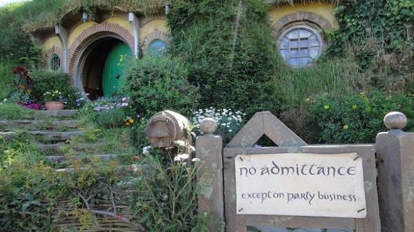 Hobbiton: Vila dos Hobbits