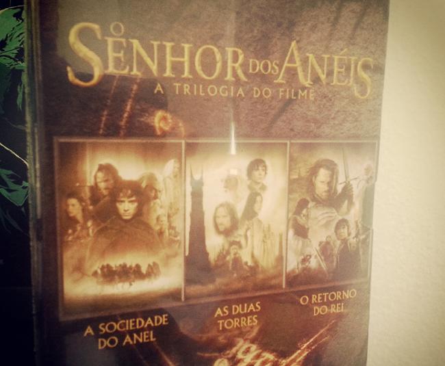 Box Trilogia O Senhor dos Anéis