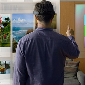 Microsoft HoloLens - Hologramas no Seu Mundo Real!