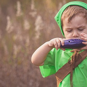 The Legend of Zelda - Cosplay Infantil Link