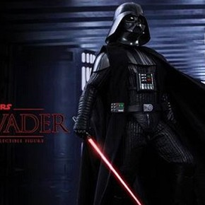 Hot Toys - Action Figure de Darth Vader