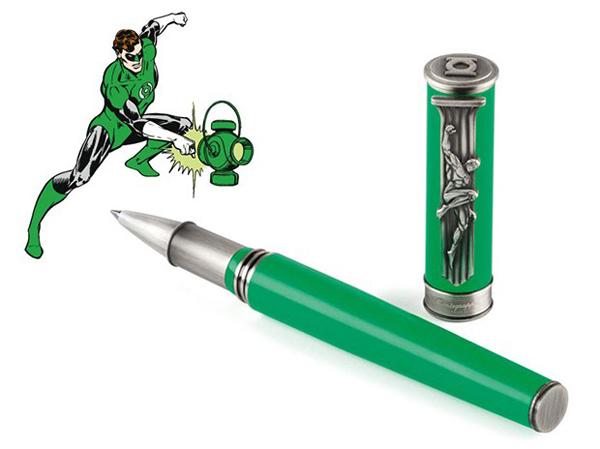 Caneta DC Comics Lanterna Verde