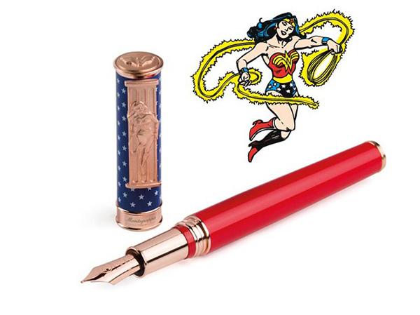 Caneta DC Comics Mulher Maravilha