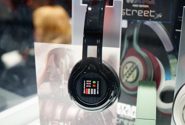 Fone de ouvido Star Wars