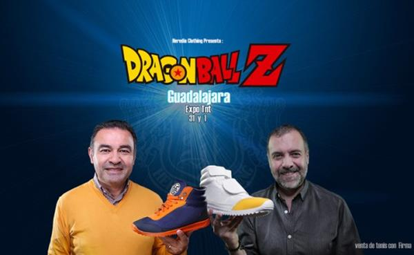 Tênis Dragon Ball Z