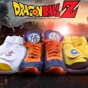 Dragon Ball Z - Tênis Especiais