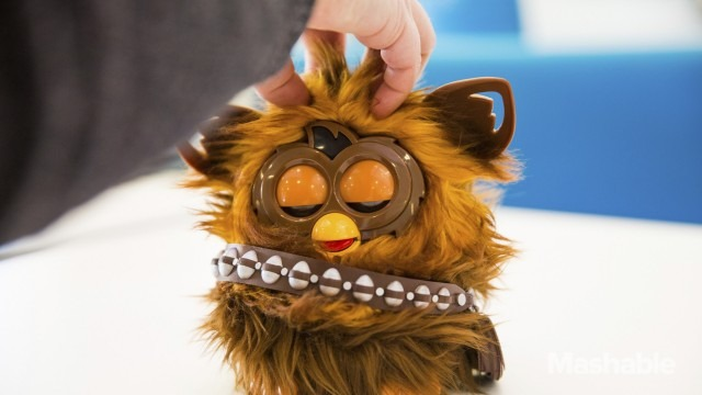 Furby Chewbacca