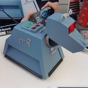 Doctor Who - K-9 robô operado por smartphone