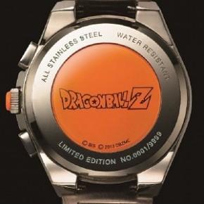 Vendedor japonês anuncia relógio edição limitada de Dragon Ball Z