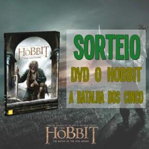 O Hobbit: A Batalha dos Cinco Exércitos - Sorteio Box
