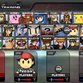 Super Smash Flash 2  Aventuras e combates com personagens de jogos  clássicos