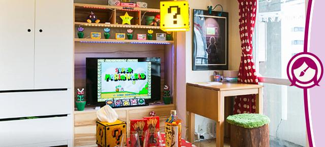 Apartamento temático de Super Mario pode ser alugado
