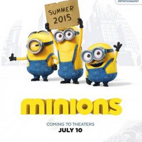 Confira o novo trailer da animação Minions