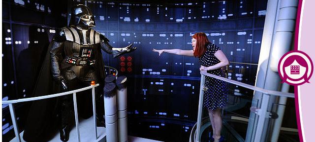 Exposição de Star Wars estreia no museu de cera Madame Tussauds