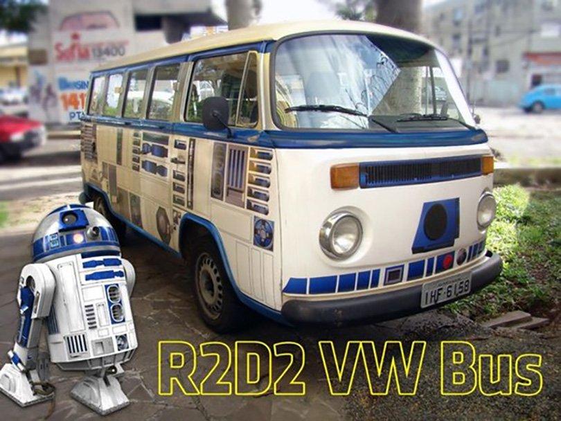 Kombi R2-D2