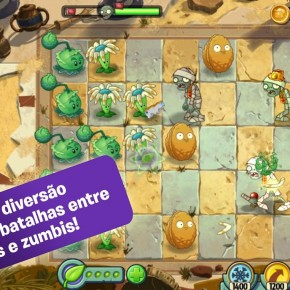Plants vs. Zombies 2 - Descubra por que esse jogo é tão viciante!