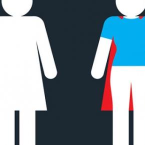Nunca foi um vestido - campanha feminista mostra que símbolo do banheiro feminino nunca foi um vestido