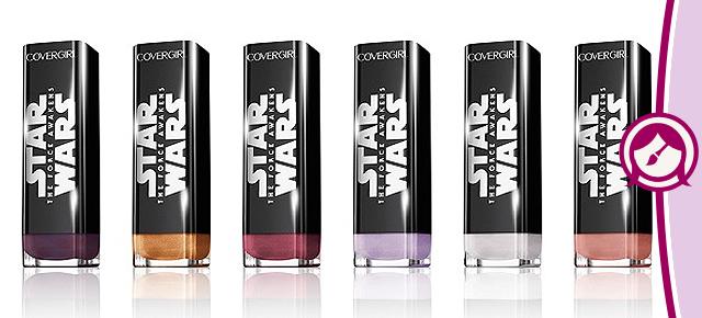 CoverGirl lança linha de maquiagens inspirada em Star Wars: O Despertar da Força