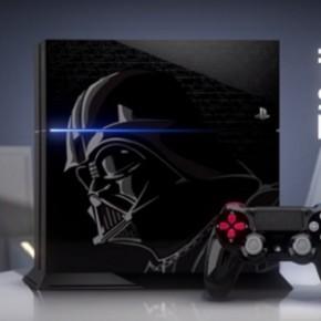 Darth Vader ganha um PS4 em sua homenagem!