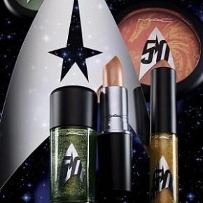 MAC lança linha de cosméticos inspirada em Star Trek
