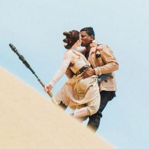 Família faz cosplay de Star Wars: O Despertar da Força