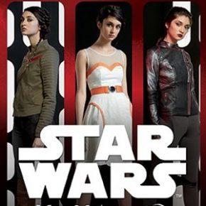 Marca Her Universe lança linha de roupas Star Wars: O Despertar da Força