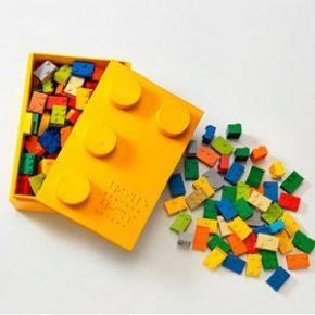 Blocos tipo LEGO ensinam Braille a crianças