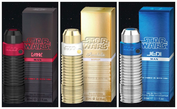 Perfumes Star Wars