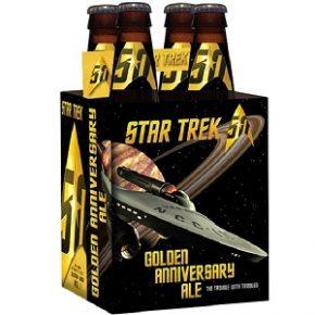 Star Trek brinda seu 50º Aniversário com cerveja oficial