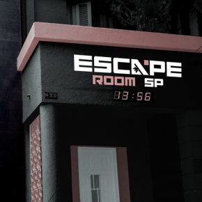 Escape Room SP e Galápagos Jogos - Fui conhecer a Sala Harbinger!