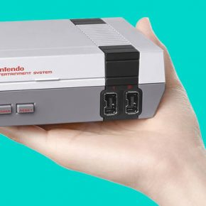Nintendo anuncia console NES com HDMI e 30 jogos