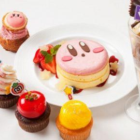 Café temático no Japão para os fãs de Kirby